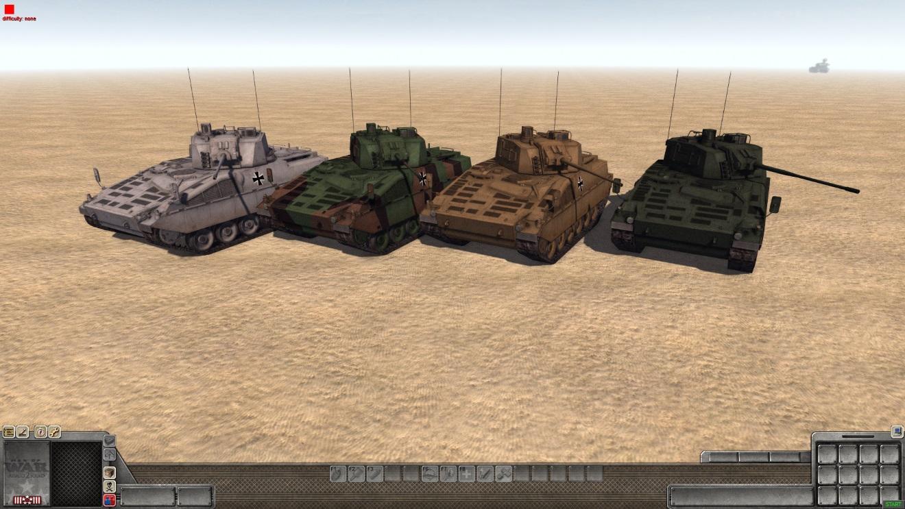 Скачать 3D модель Red Frog mod v2.3 — (AS2 — 3.262.0) (v04.11.2018)