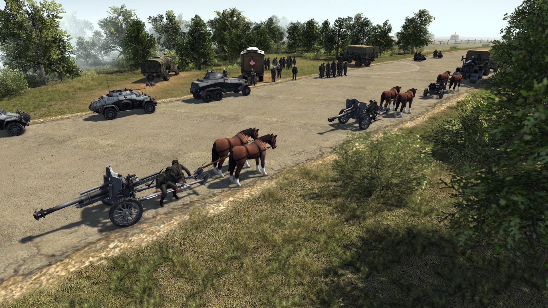 Скачать файл Operation Barbarossa (SP/COOP) (AS2 — 3.262.0) (v02.12.2018)