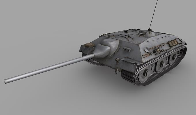 Скачать Jagdpanzer E-25 [vlss] [Standalone] (AS2 — 3.262.0) (v04.11.2018) — бесплатно