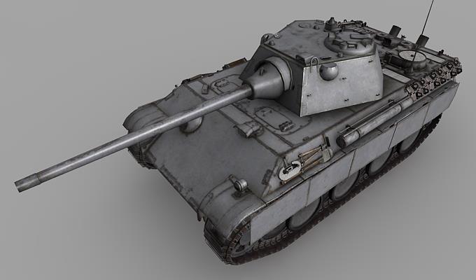 Скачать PzKpfw V Ausf. F [vlss] [Standalone] (AS2 — 3.262.0) (v04.11.2018) — бесплатно