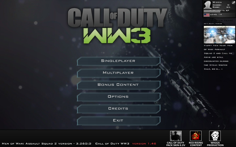 Скачать файл Call of Duty WW3 1.47 (AS2 — 3.262.0) (v21.03.2020)