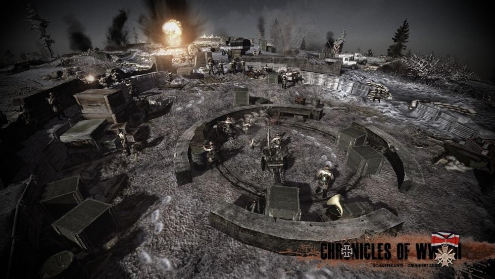 Скачать 3D модель WW2 Chronicles - A Total Modification v1.3.1 (AS2 — 3.262.0) (v14.12.2018)