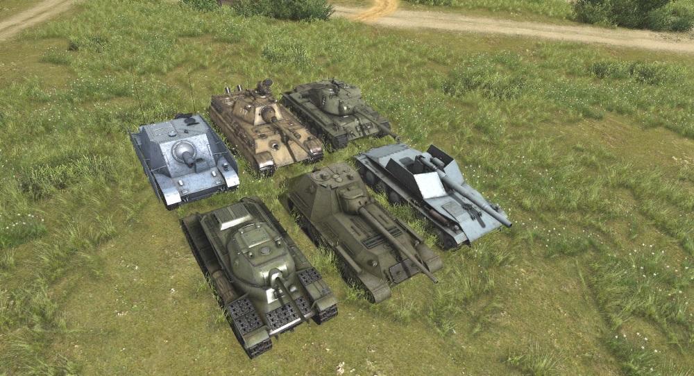 Скачать 3D модель Tanks Plus (AS2 — 3.262.0) (v09.11.2018)