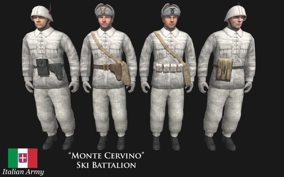 Скачать 3D модель Epic Italian Skins (AS2 — 3.262.0) (v02.11.2018)