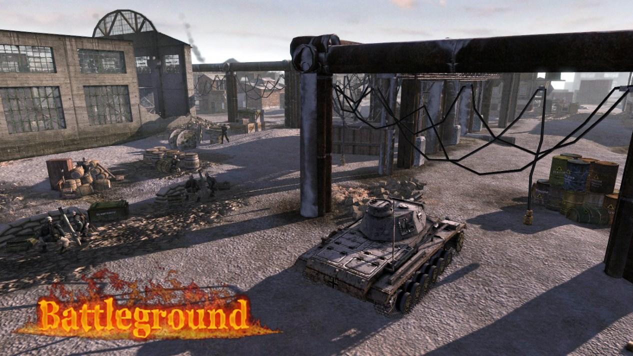 Скачать 3D модель Battleground v1.152 (AS2 — 3.262.0) (v04.11.2018)