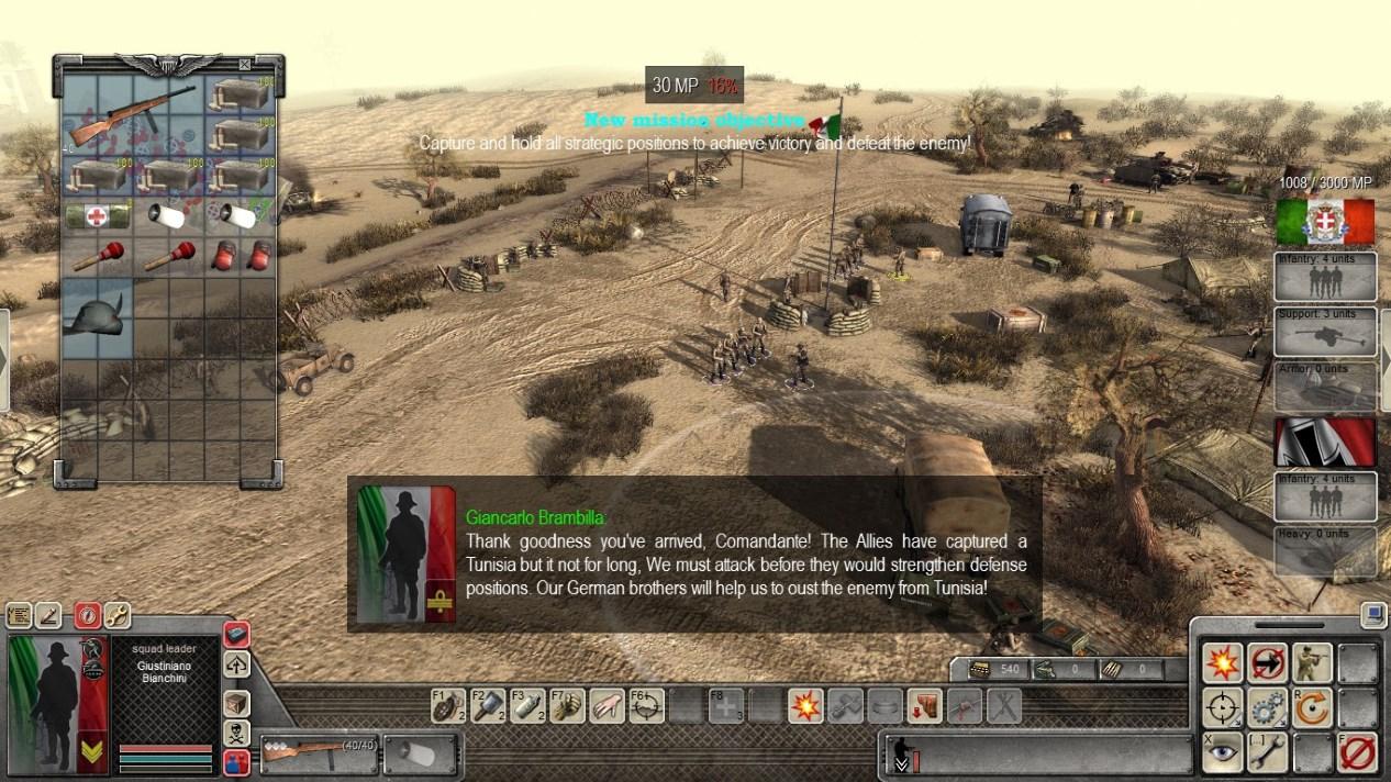 Italian Skirmish Pack v2.8 (AS2 — 3.262.0) (v04.11.2018)