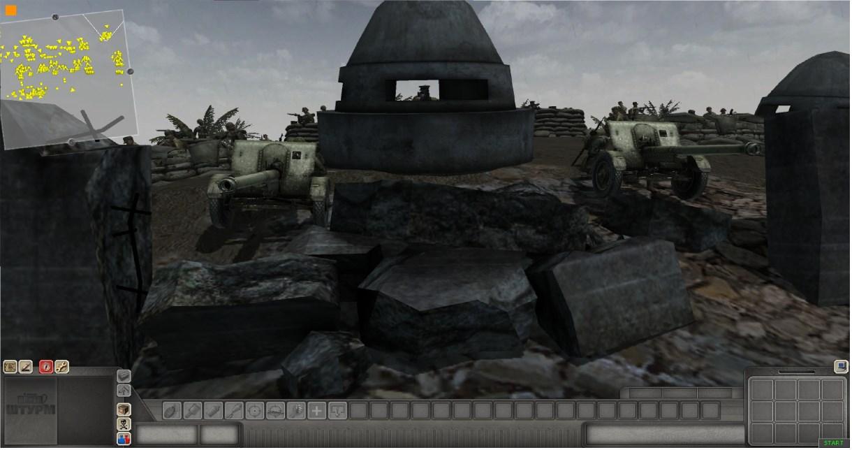 Скачать 3D модель Окинава с более изменненом виде -Автор карты- blin4ikgolubetsov