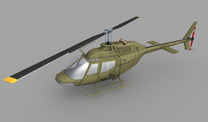 Скачать OH-58 (AS2 — 3.262.0) (v05.01.2018) — бесплатно