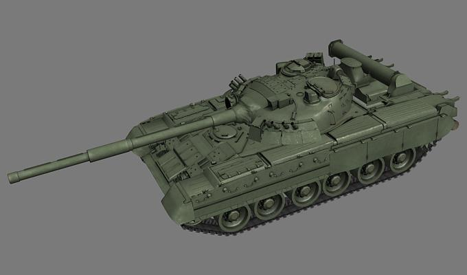 Скачать T-80u (AS2 — 3.262.0) (v05.01.2018) — бесплатно