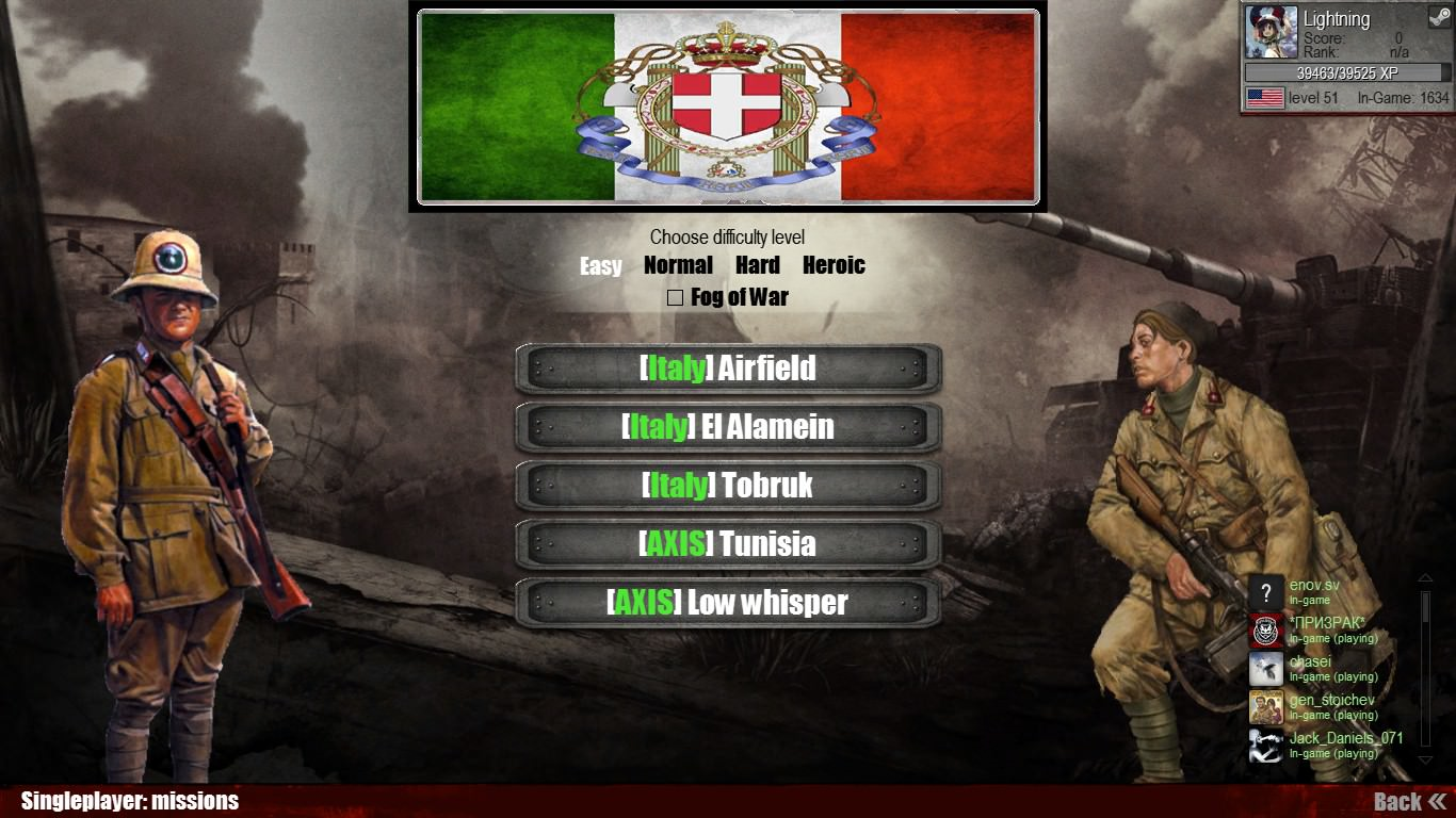 Скачать Italian Skirmish Pack v3.0 (AS2 — 3.262.0) (v23.11.2019)