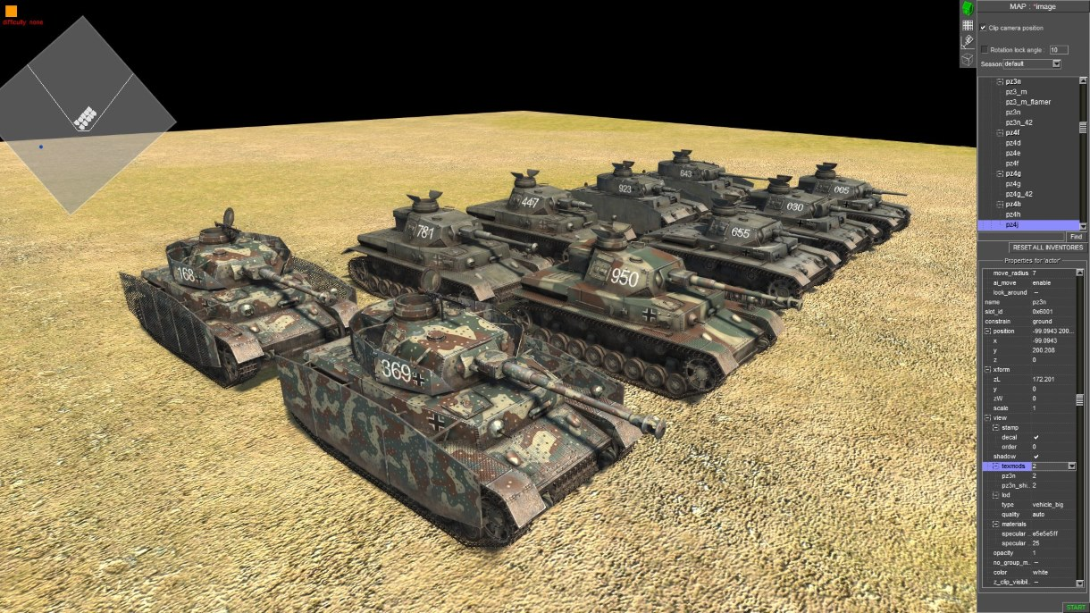 Robz Realism mod camos_alpha (AS2 — 3.262.0) (v21.12.2018)