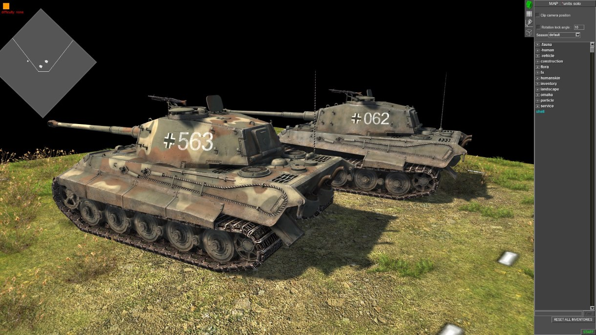 Скачать 3D модель Robz Realism mod camos_alpha (AS2 — 3.262.0) (v21.12.2018)