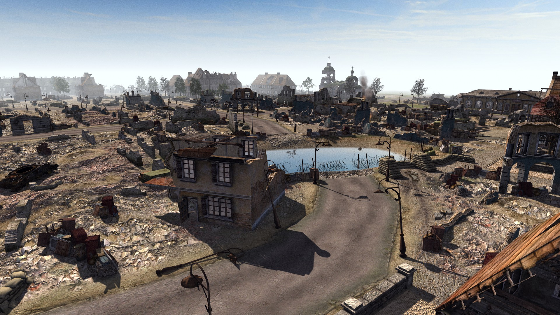 Скачать файл German Town Assault (AS2 — 3.262.0) (v22.01.2019)