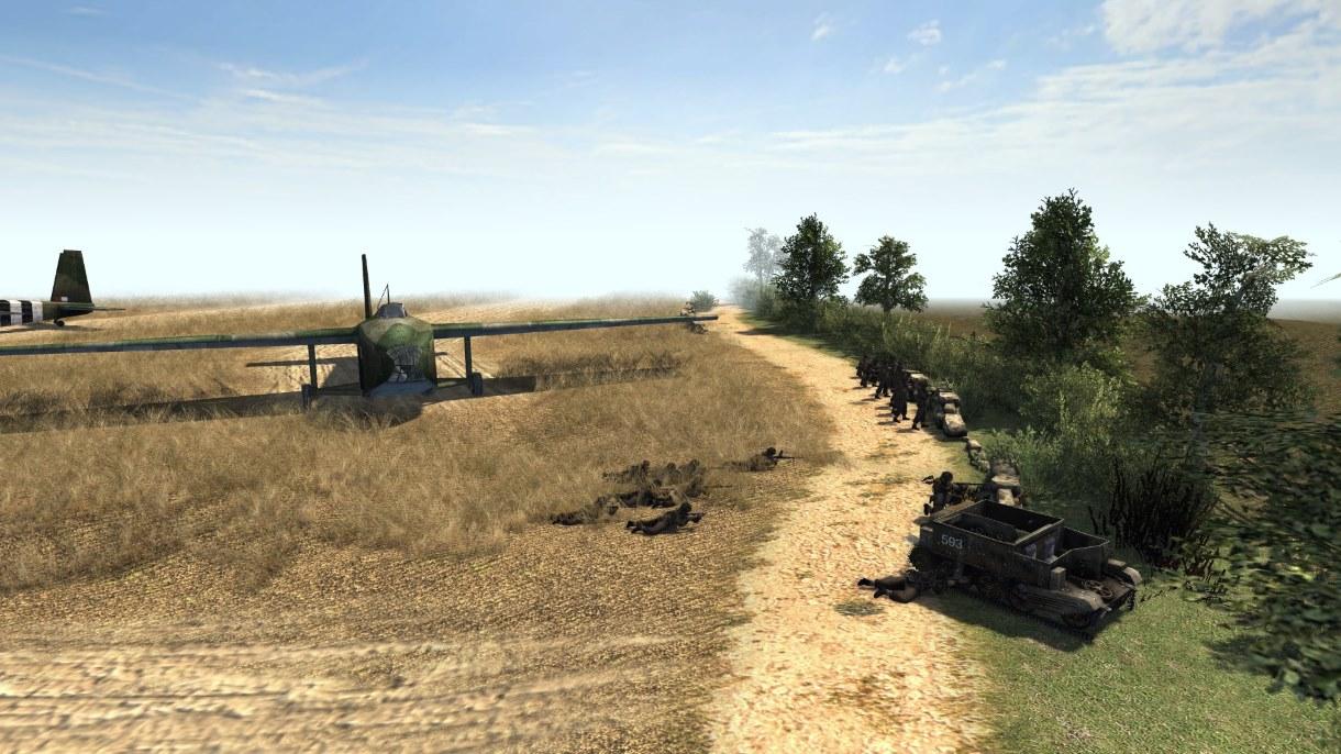 Скачать Operation Market Garden (SP/COOP) (AS2 — 3.262.0) (v26.01.2019) — бесплатно