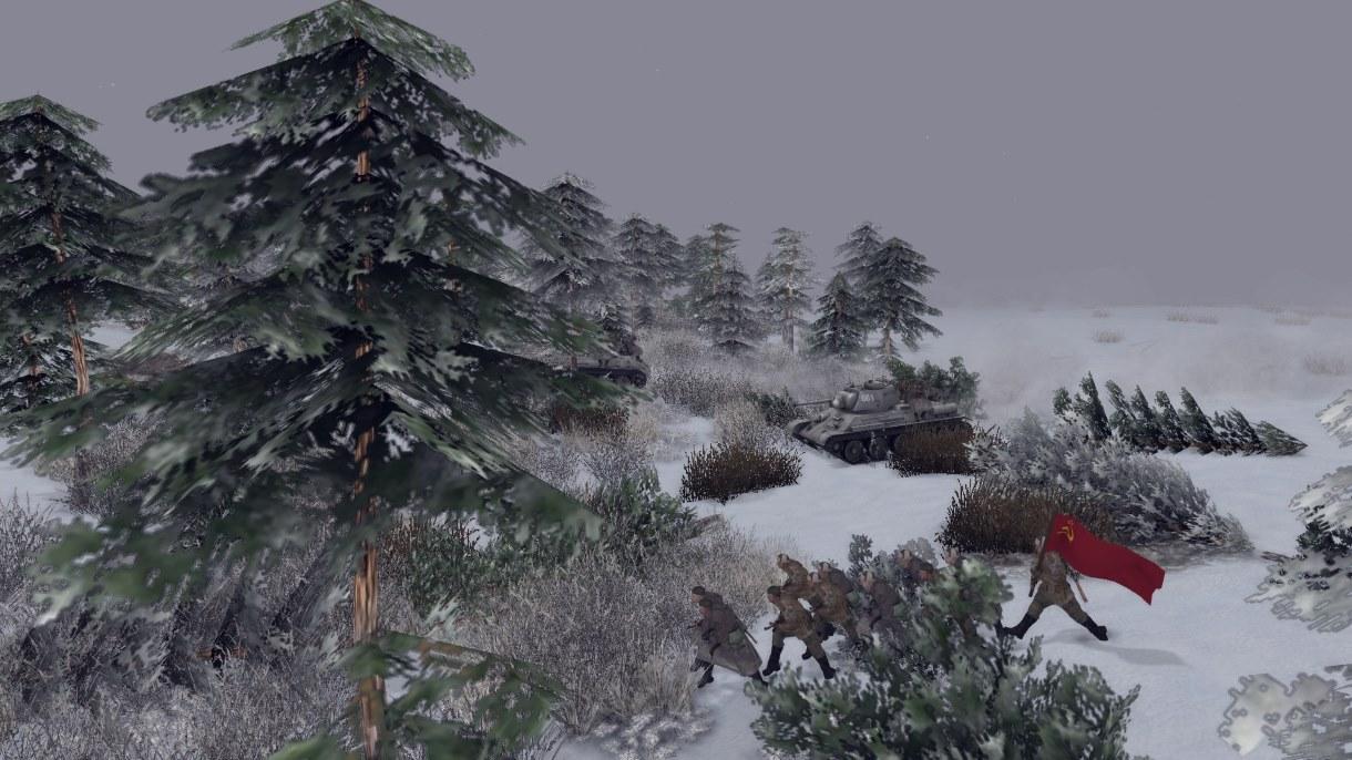 Winter in Stalingrad (AS2 — 3.262.0) (v02.02.2019)