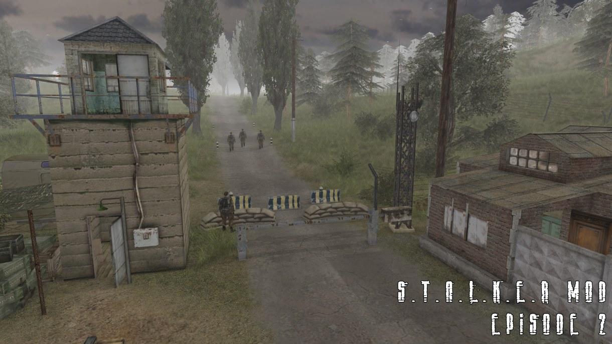 Скачать 3D модель S.T.A.L.K.E.R mod, Remaster (AS2 — 3.262.0) (v09.01.2019)