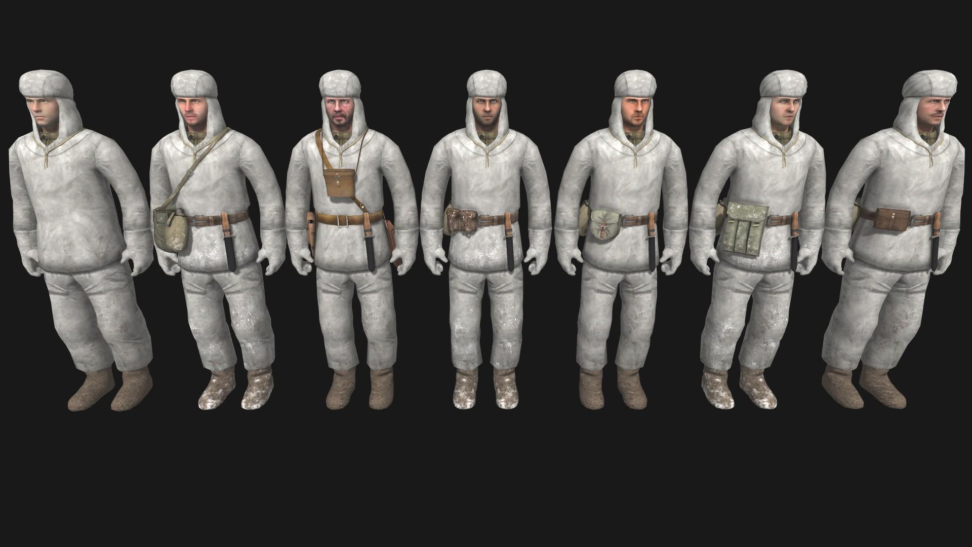 Скачать Skins for Robz Realism Mod (AS2 — 3.262.0) (v06.02.2019) — бесплатно