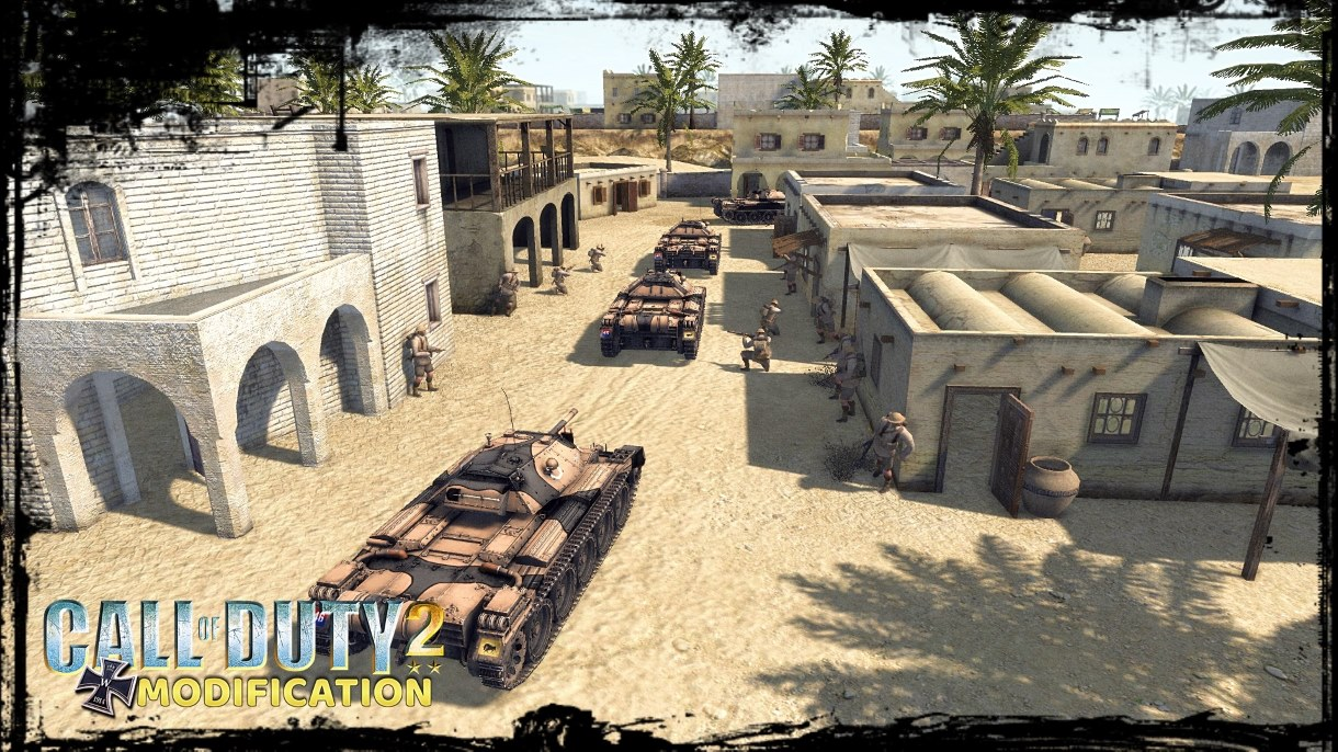 Call of Duty 2 — Deluxe Edition (AS2 — 3.262.0) (v01.01.2021)