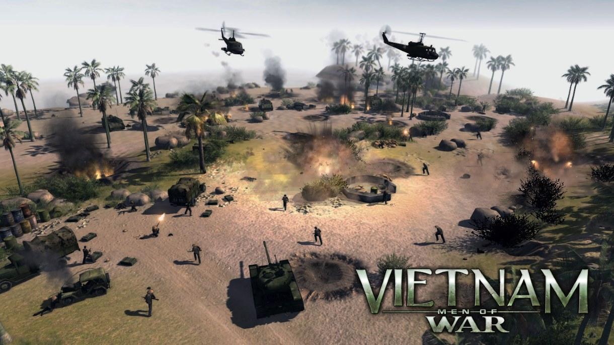 Men of War: Vietnam (v0.950) (AS2 — 3.262.0) (v30.01.2019)