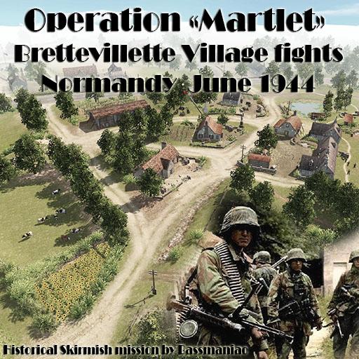 Скачать файл Brettevillette - Historical Skirmish mission v7 (AS2 — 3.262.0) (v24.02.2019)