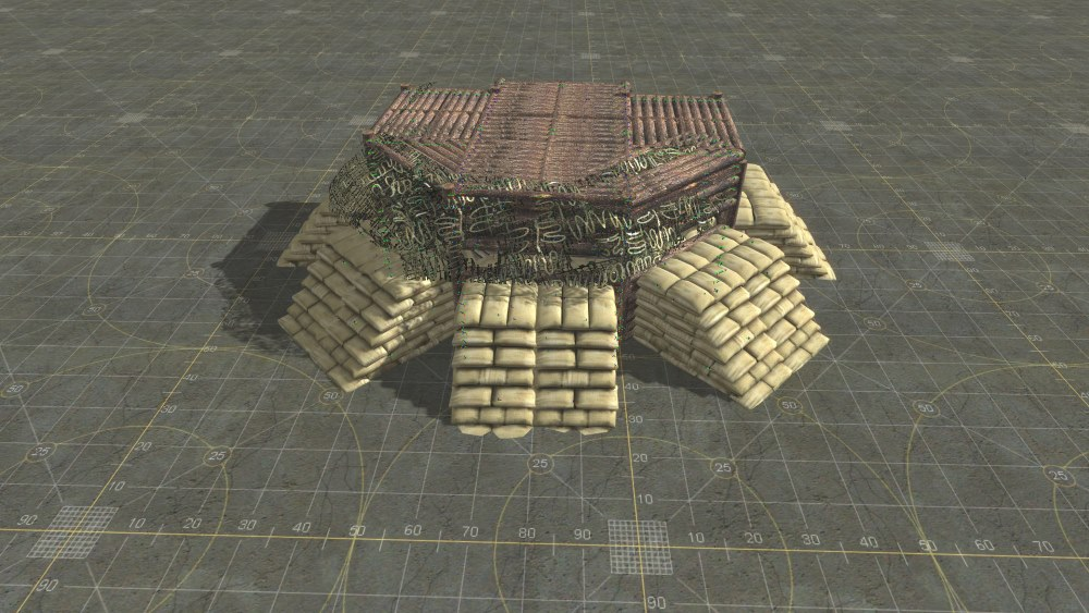 Fortification Asset Pack (AS2 — 3.262.0) (v08.03.2019)