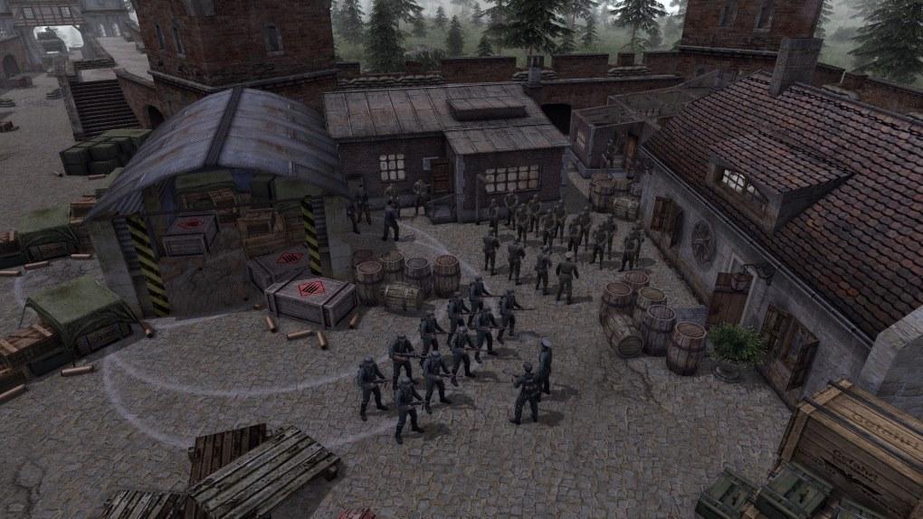 Battle for Castle Itter (AS2 — 3.262.0) (v17.03.2019)