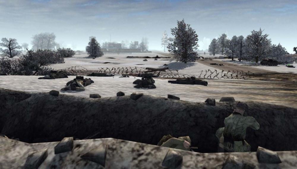 Battle for Moscow part 1 (Битва за Москву часть 1) (AS2 — 3.262.0) (v21.03.2019)