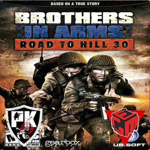 Скачать Brothers in Arms: Road to Hill 30 Mod Локализация (BETA 0.3) (AS2 — 3.262.0) (v31.03.2019) — бесплатно