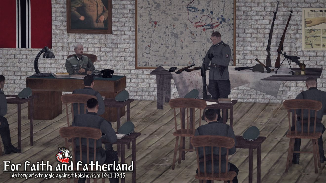 For Faith and Fatherland (RobZ) (AS2 — 3.262.0) (v01.05.2019)
