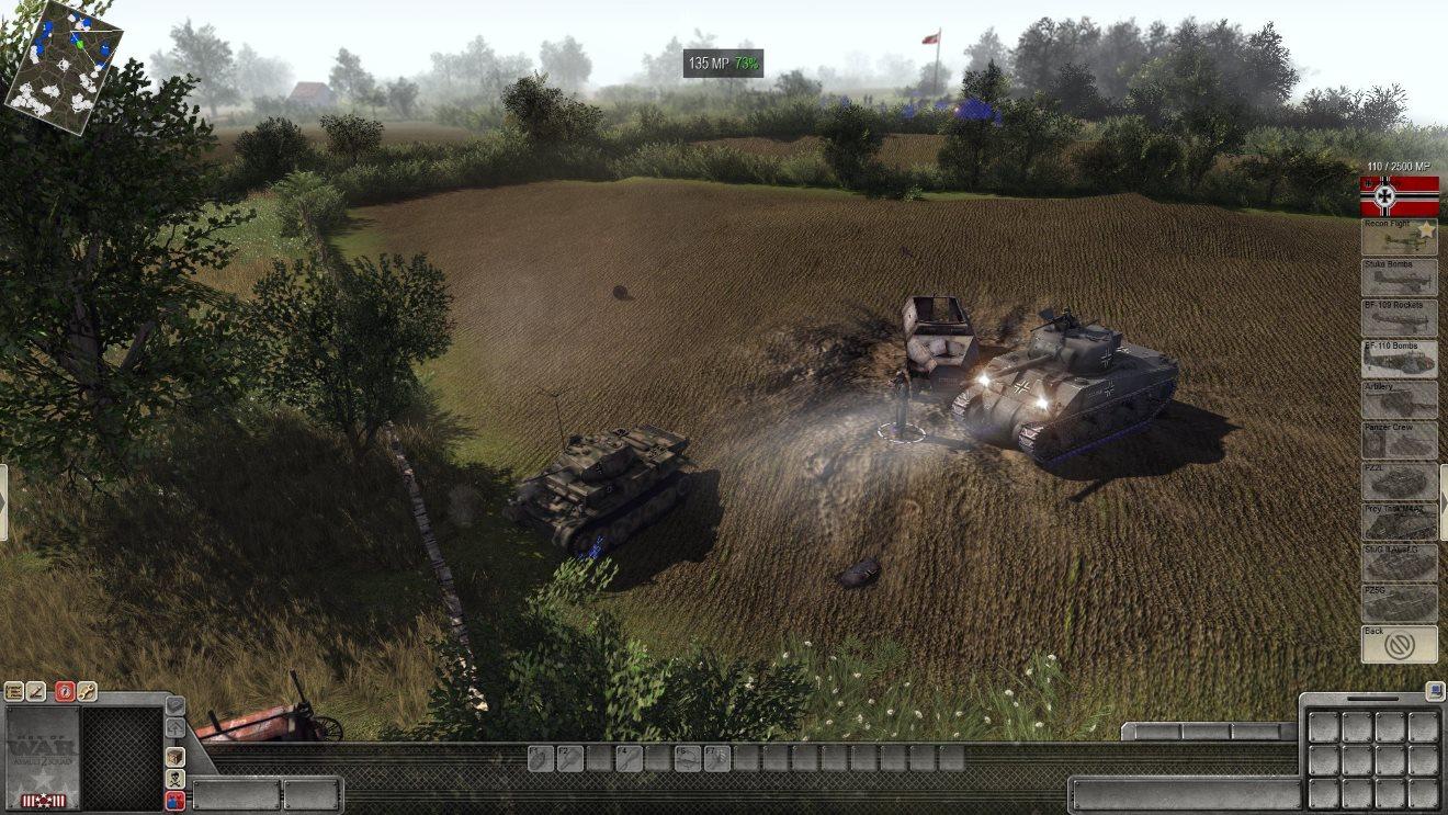 Zeeburg999 German Skirmish (AS2 — 3.262.0) (v28.04.2019)