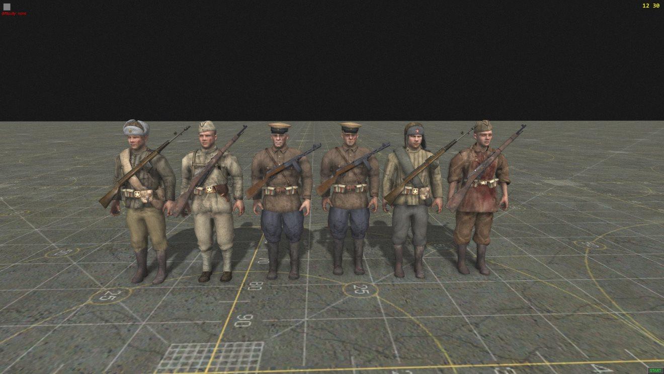 Скачать файл Call of Duty World at War Skins By Wodzu (AS2 — 3.262.0) (v02.05.2019)