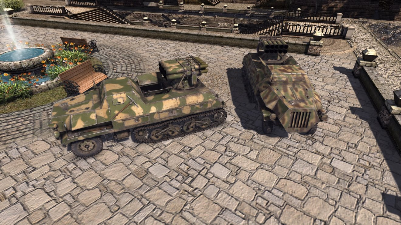 WT Sd.kfz4 Panzerwerfer (AS2 — 3.262.0) (v02.05.2019)