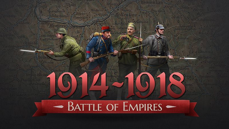 Скачать Battle of Empires: 1914-1918 (1.507) + 11 DLC (RUS, ENG) — бесплатно