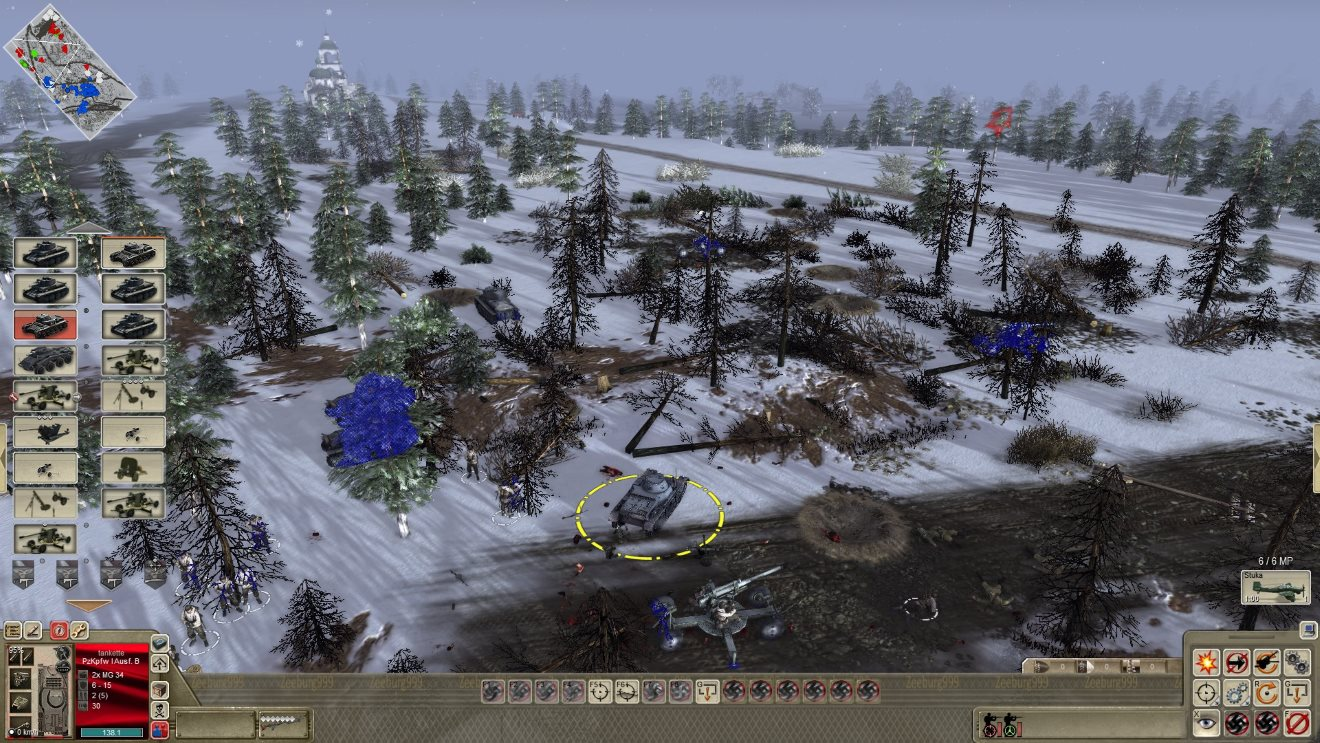 Скачать файл Battle of Demjansk v1.0 (AS2 — 3.262.0) (v14.05.2019)