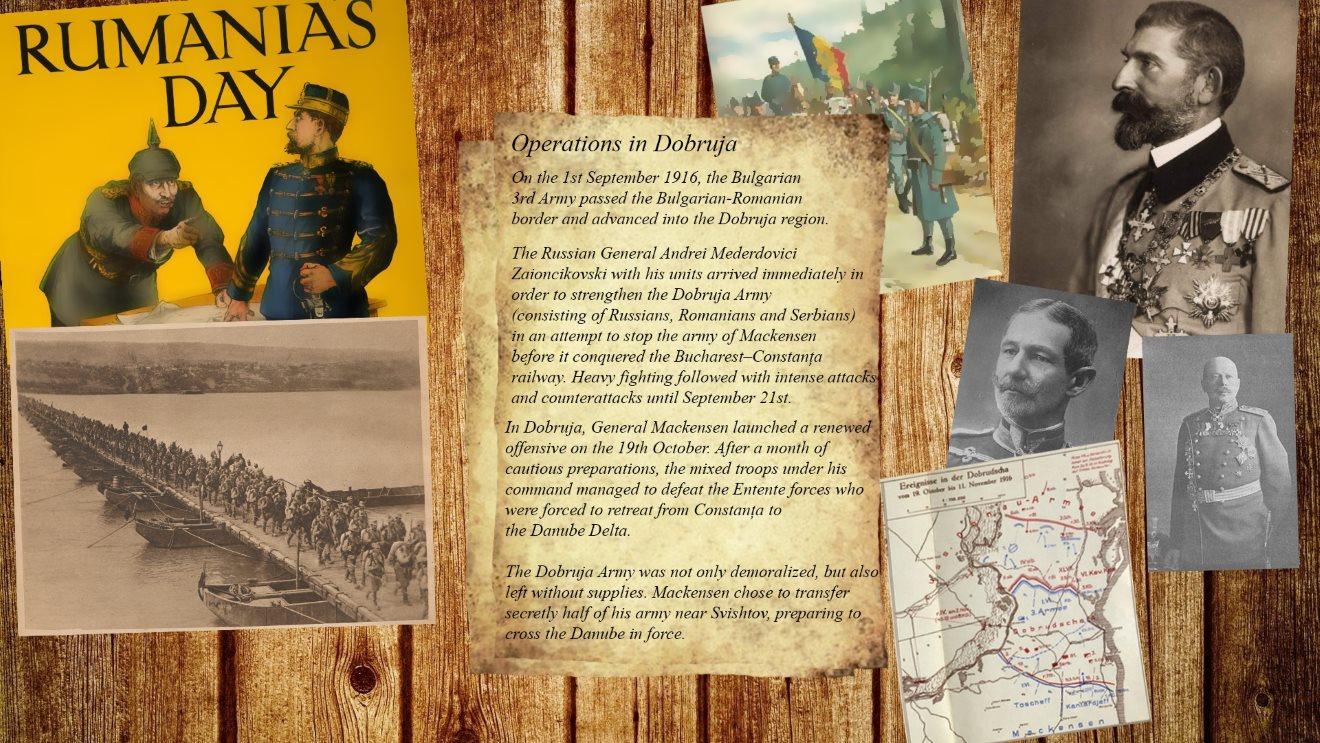 Скачать Romania At War 1916-1918 1.0 (AS2 — 3.262.0) (v26.11.2019) — бесплатно