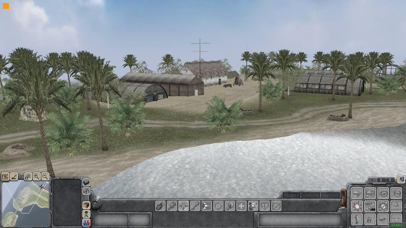 Скачать файл Wake Island 2007 v2.0