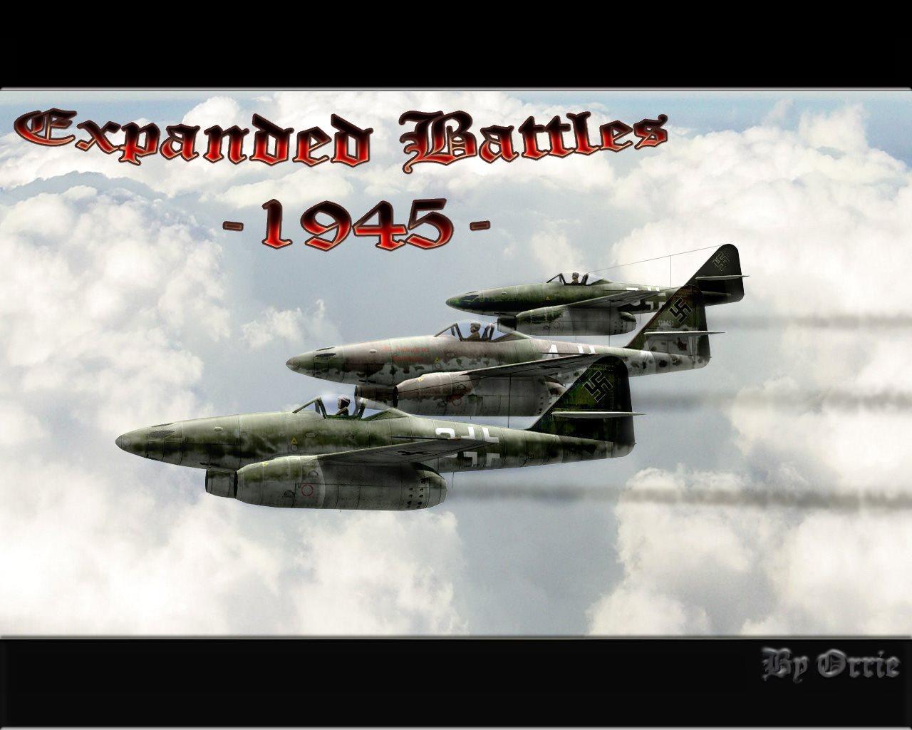 Скачать Expanded Battles v1.0 — бесплатно