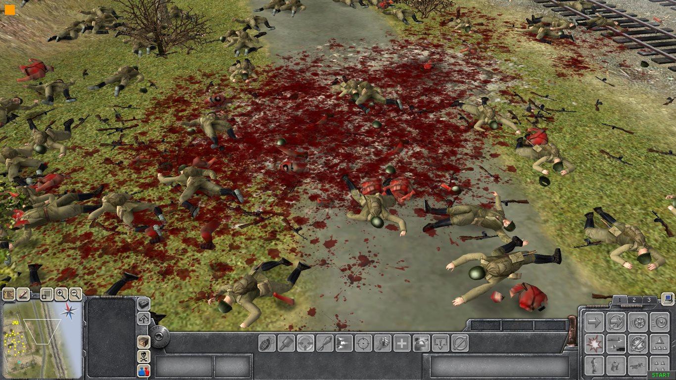 Скачать Blood Mod v2.01 — бесплатно