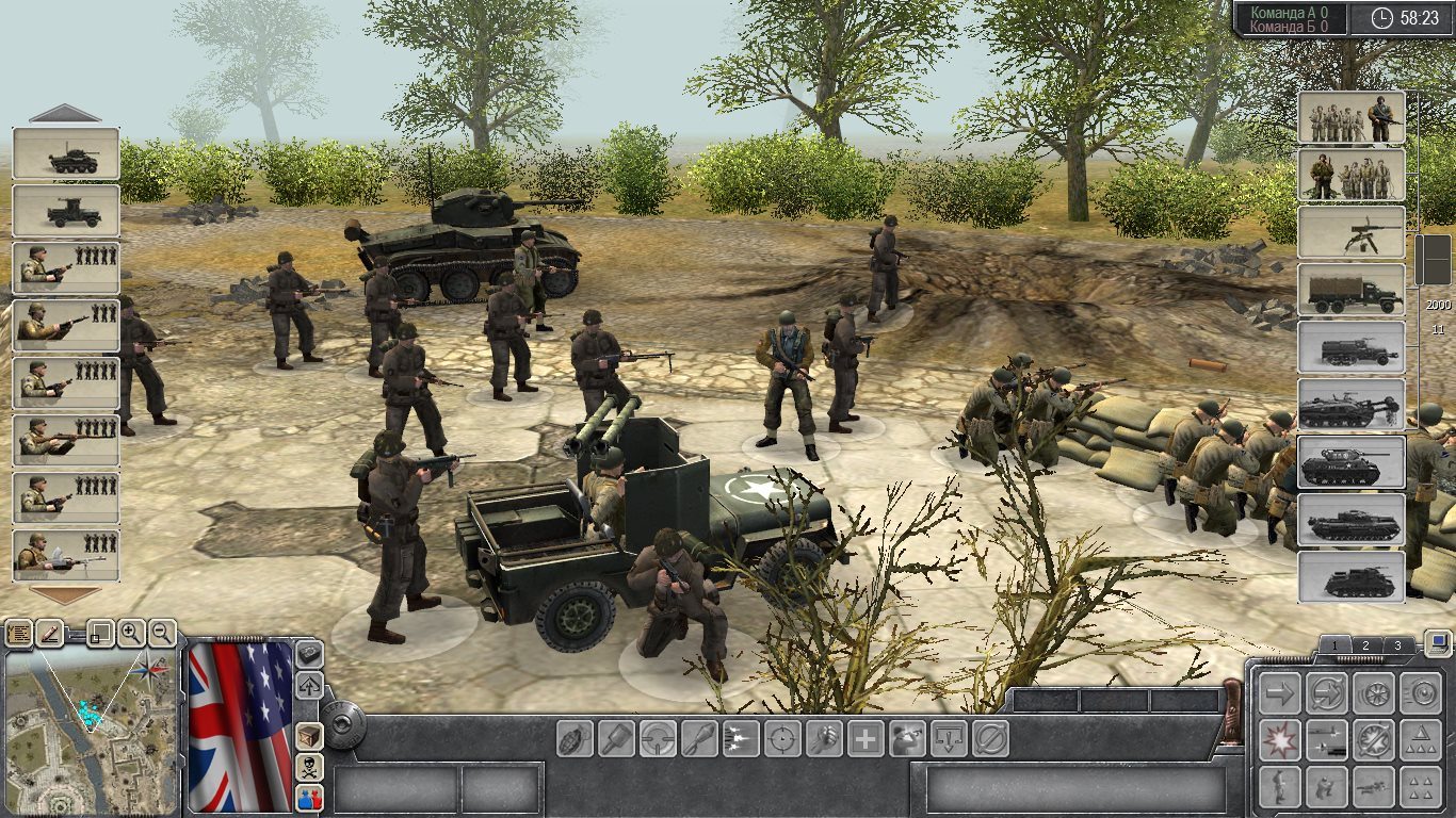 Commanders of War v1.1