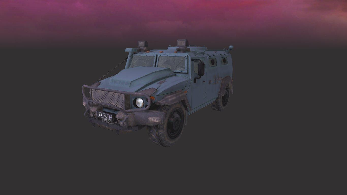 ГАЗ-23391 Тигр