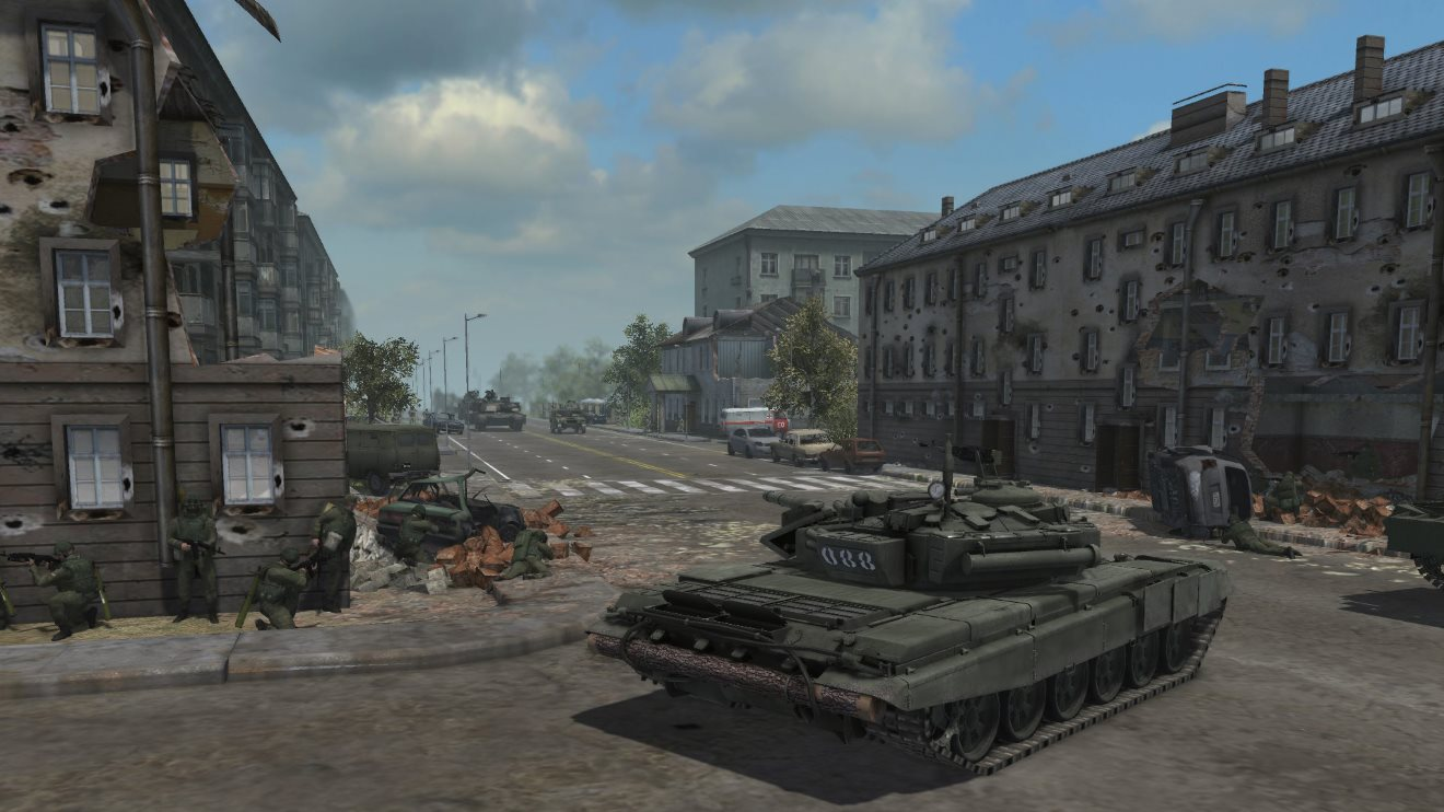 Better light settings for Cold War (Cold War 1.6.9) (AS2 — 3.262.0) (v19.08.2019)