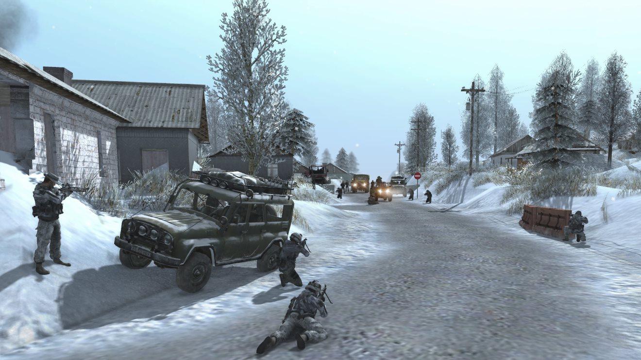 Better light settings for Call of Duty WW3 (AS2 — 3.262.0) (v16.08.2019)