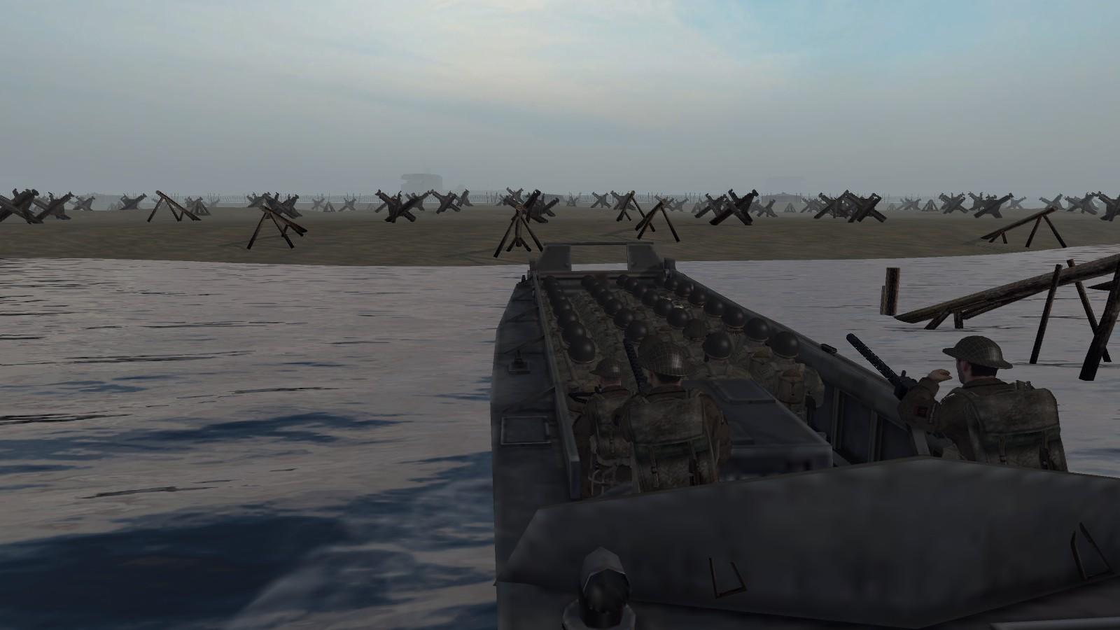 Скачать Normandy '44 (RobZ) (AS2 — 3.262.0) (v12.08.2019) — бесплатно