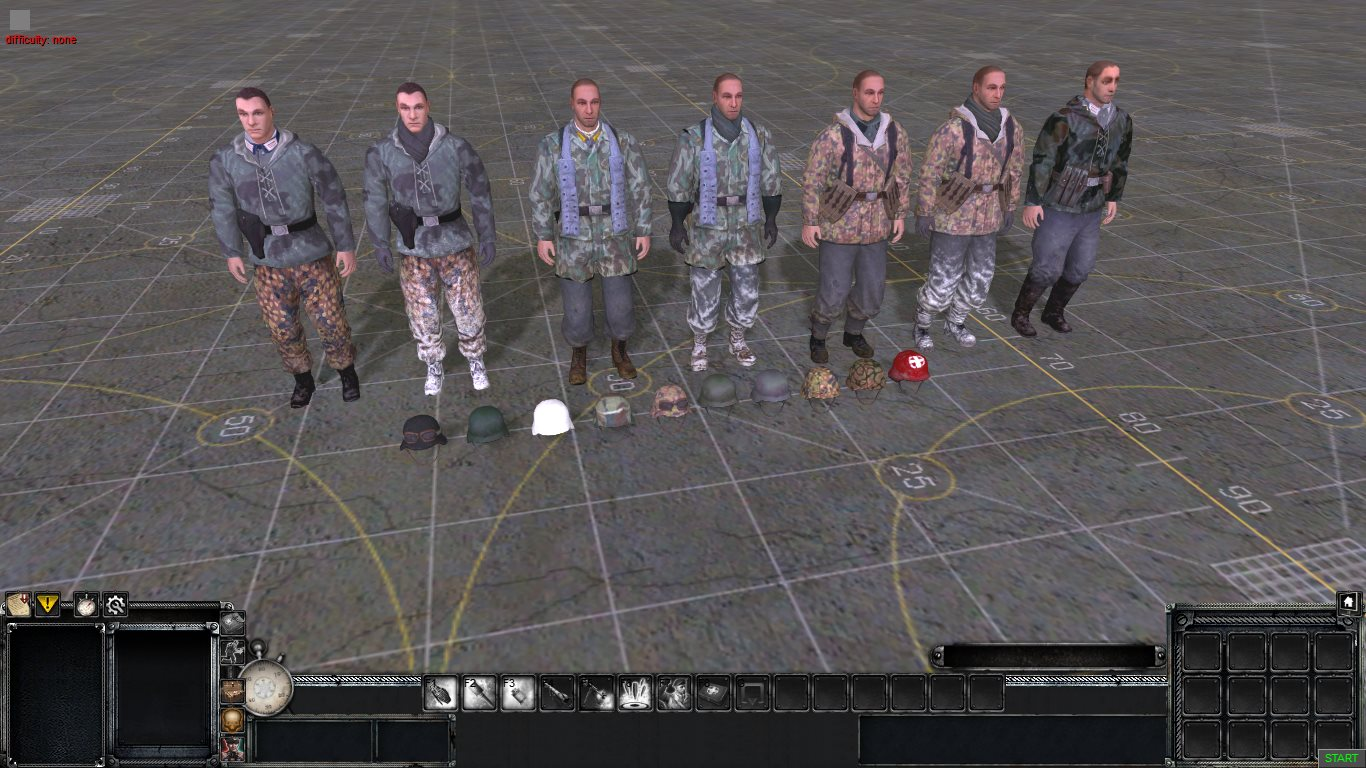 Company of Heroes 2: Пак скинов