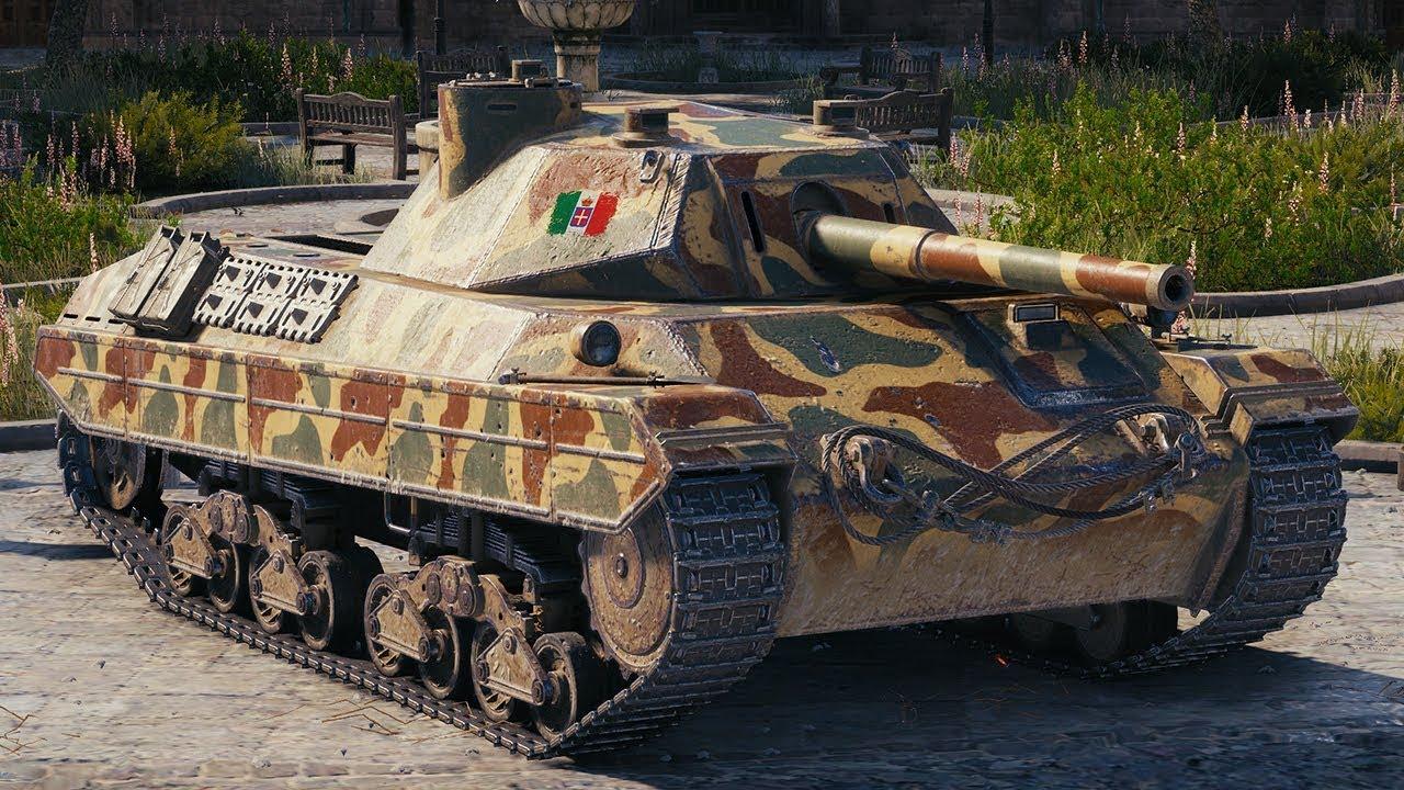 Скачать Italian Tank packs (AS2 — 3.262.0) (v21.08.2019) — бесплатно