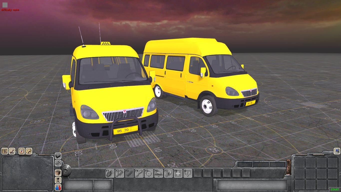 ГАЗ 2705 Маршрутка