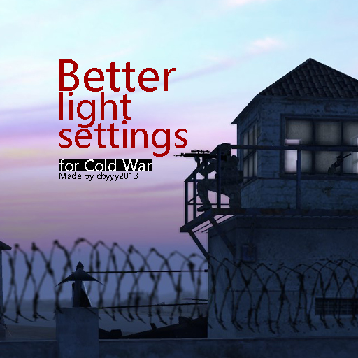 Скачать файл Better light settings for Cold War (Cold War 1.6.9) (AS2 — 3.262.0) (v19.08.2019)
