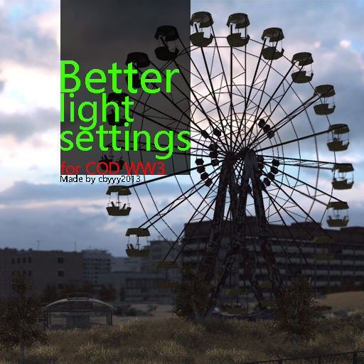 Скачать Better light settings for Call of Duty WW3 (AS2 — 3.262.0) (v16.08.2019) — бесплатно