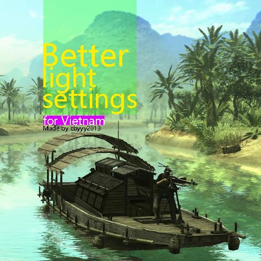 Скачать Better light settings for Vietnam (AS2 — 3.262.0) (v16.08.2019) — бесплатно