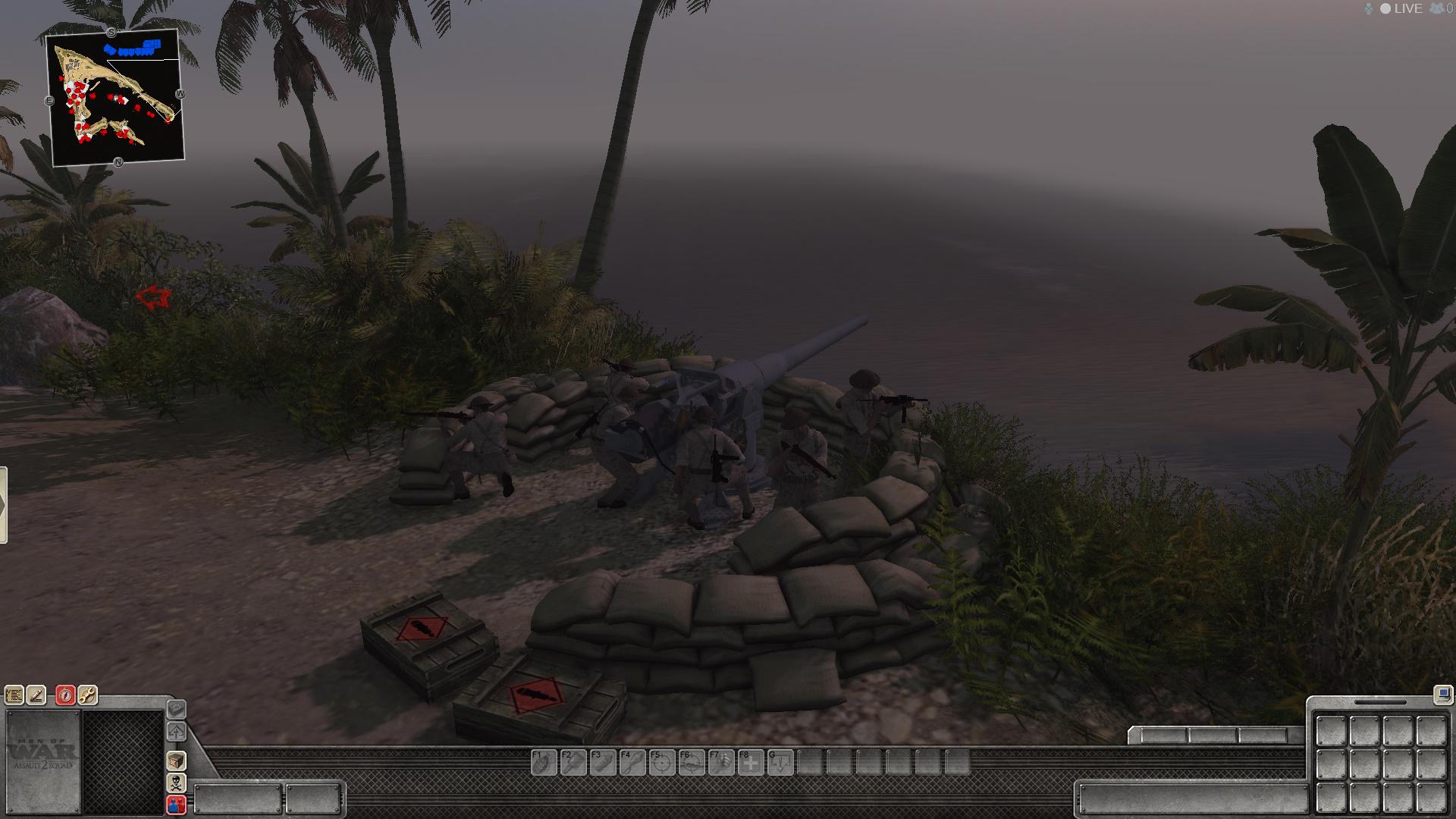 Wake Island Invasion by SturmFuhrer PK (AS2 — 3.262.0) (v19.09.2019)